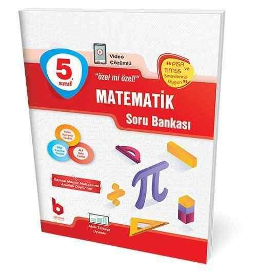 5. Sınıf Matematik Soru Bankası Basamak Yayınları