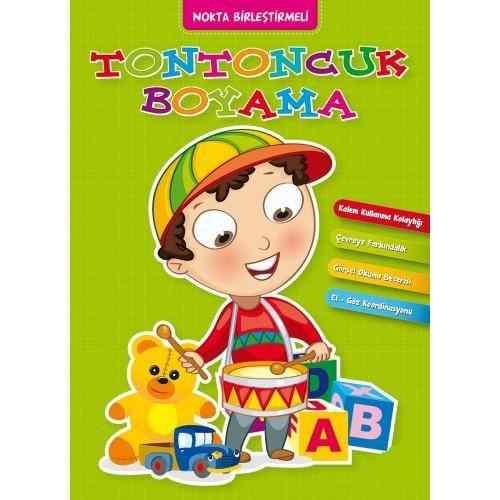 Tontoncuk Boyama / 4 Kitap