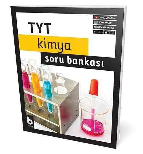 TYT Kimya Soru Bankası Basamak Yayınları