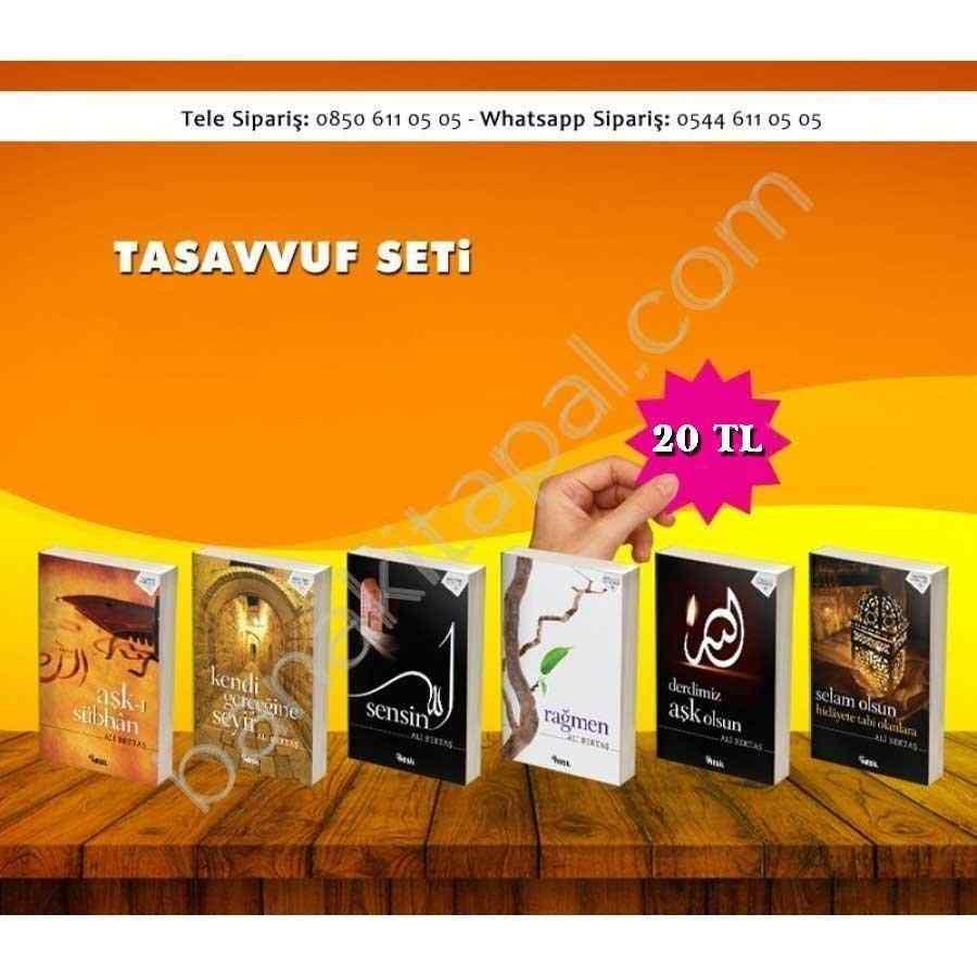 TASAVVUF Kitap seti - 6 Kitap