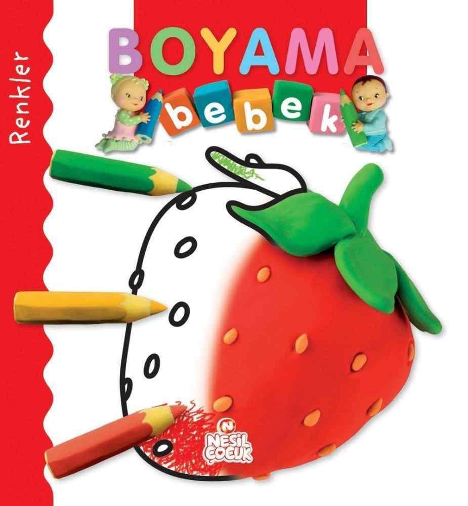 Renkler / Bebek Boyama