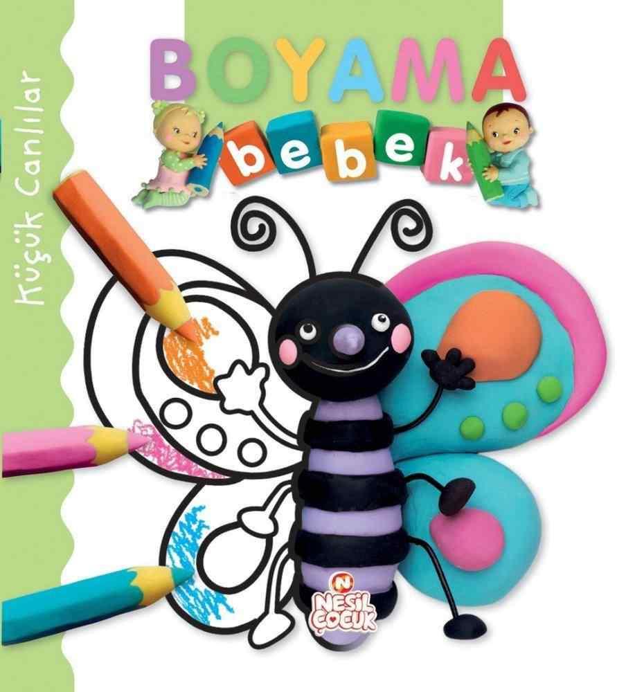 Küçük Canlılar / Bebek Boyama
