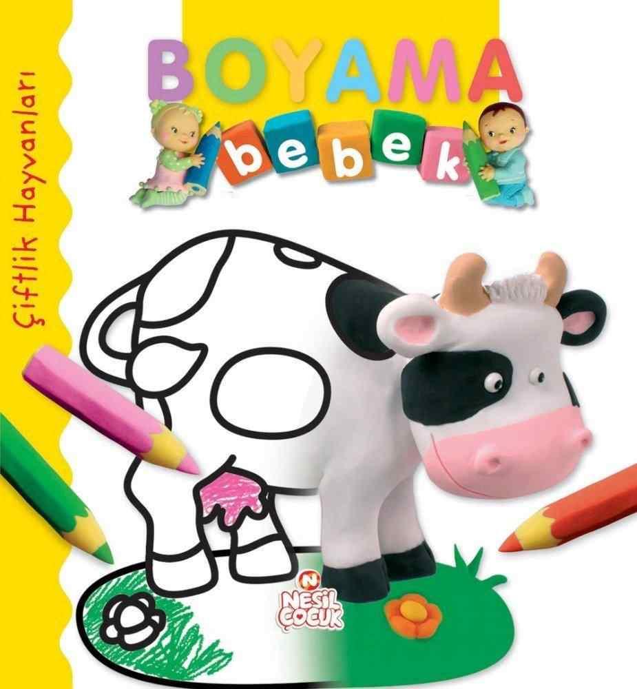 Çiftlik Hayvanları / Bebek Boyama