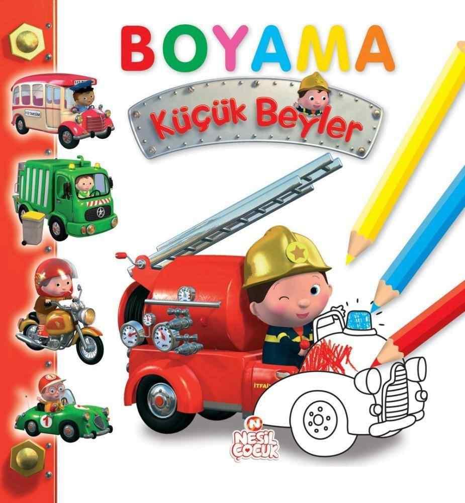Küçük Beyler Boyama - 1