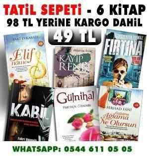 TATİL SETİ - 6 kitap