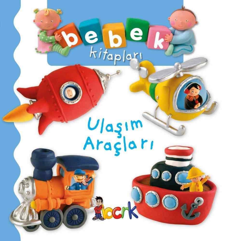 Bebek Kitapları / Ulaşım Araçları ( 24 Ay ve Üzeri )
