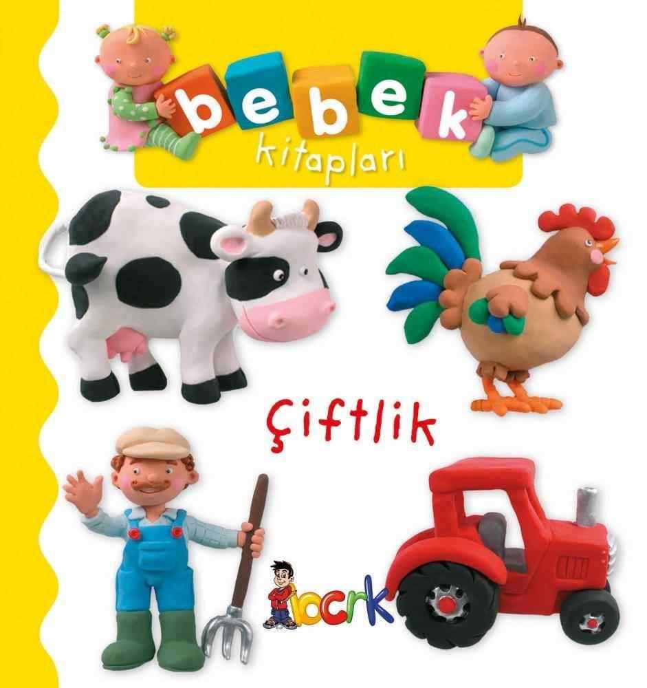 Bebek Kitapları / Çiftlik ( 24 Ay ve Üzeri )