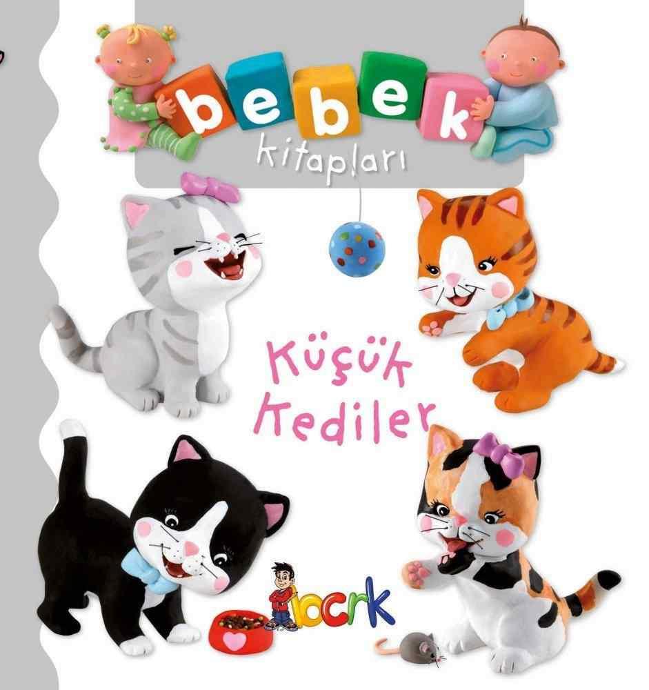 Bebek Kitapları / Küçük Kediler ( 24 Ay ve Üzeri )