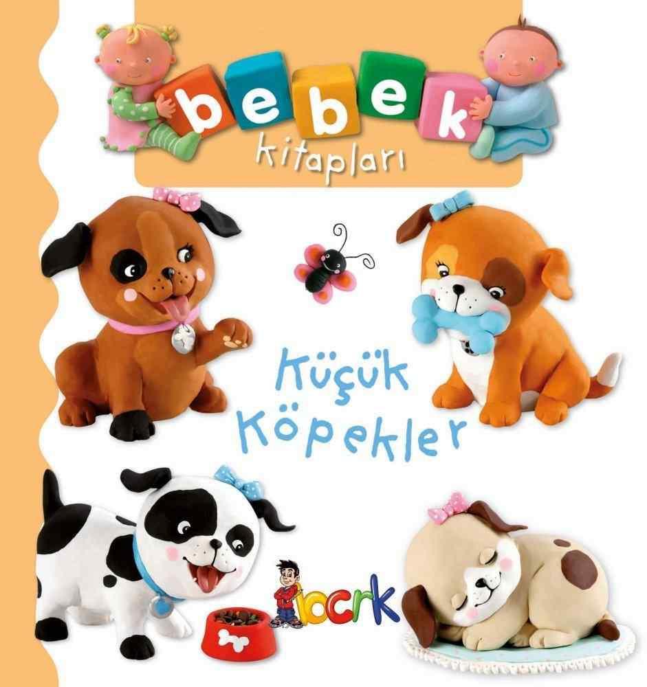 Bebek Kitapları / Küçük Köpekler ( 24 Ay ve Üzeri )