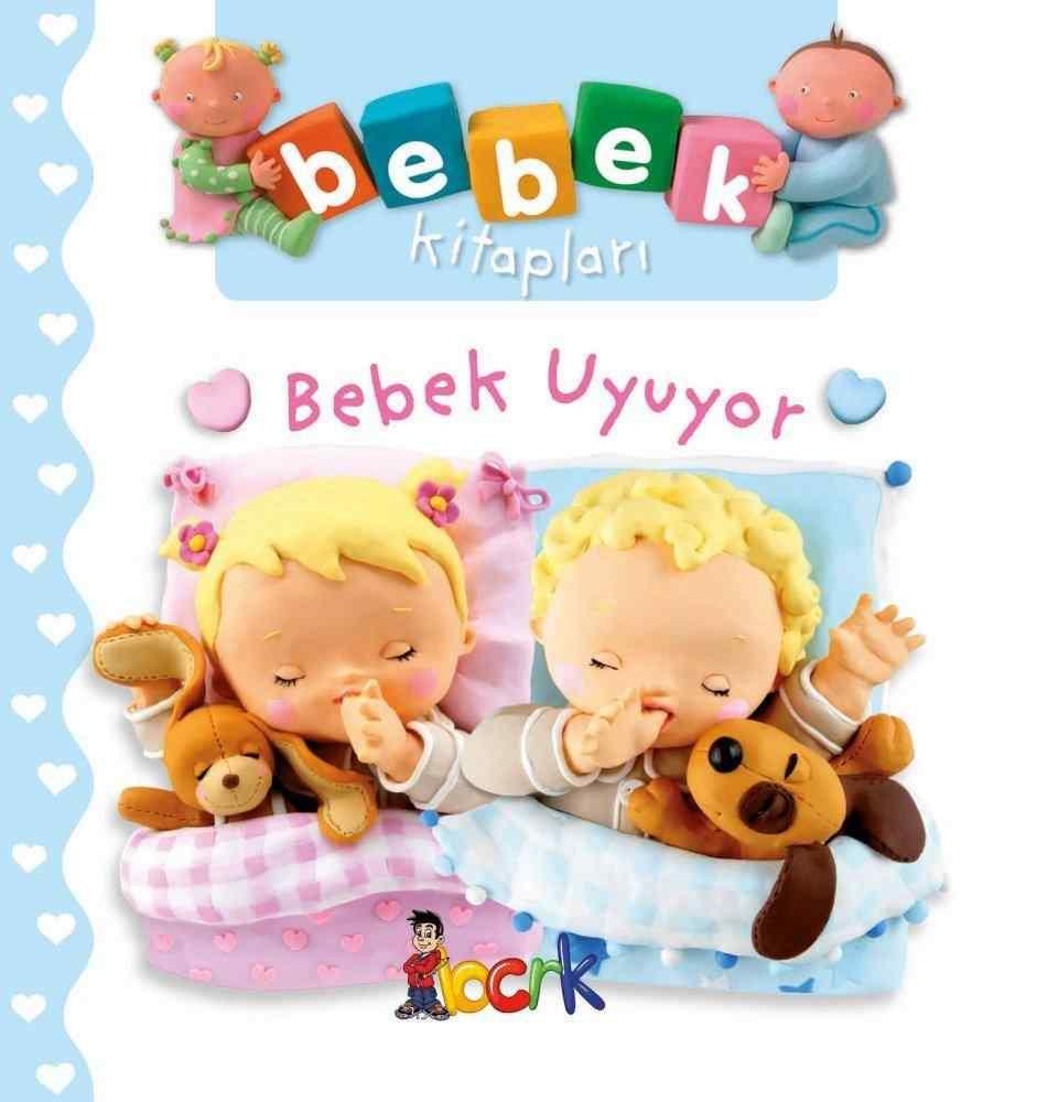 Bebek Kitapları / Bebek Uyuyor ( 24 Ay ve Üzeri )