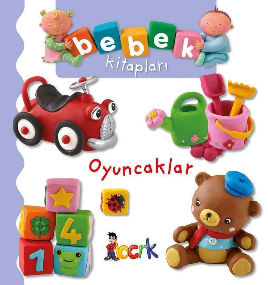 Bebek Kitapları / Oyuncaklar ( 24 Ay ve Üzeri )