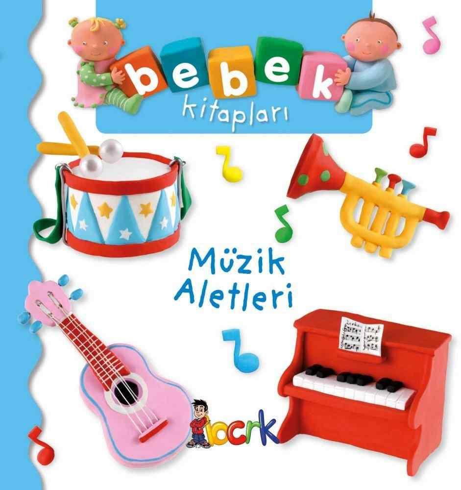 Bebek Kitapları / Müzik Aletleri ( 24 Ay ve Üzeri )
