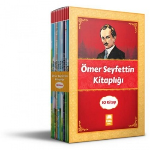 Ömer Seyfettin hikayeleri 10 kitap 4.ve5.sınıflar için