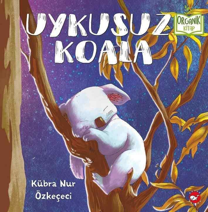 Uykusuz Koala (Kübra Nur Özkeçeci)