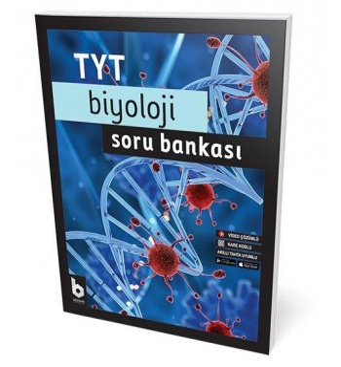 TYT Biyoloji Soru Bankası Basamak Yayınları