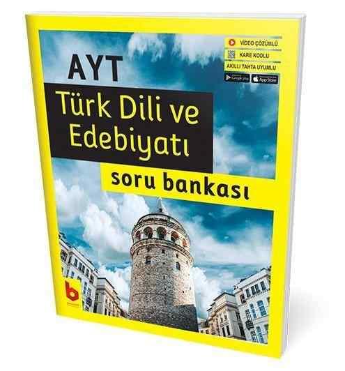 AYT Türk Dili Ve Edebiyatı Soru Bankası Basamak Yayınları