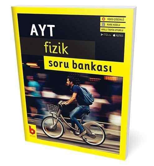 AYT Fizik Soru Bankası Basamak Yayınları