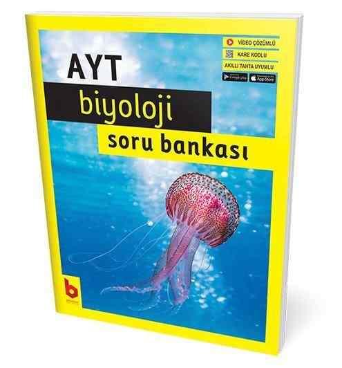 AYT Biyoloji Soru Bankası Basamak Yayınları