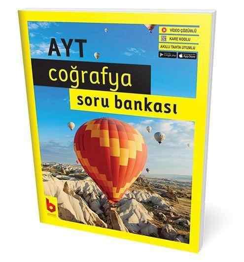AYT Coğrafya Soru Bankası Basamak Yayınları