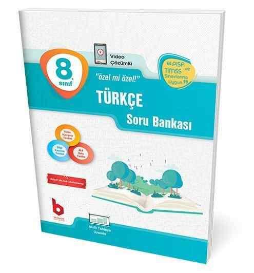 LGS Türkçe Soru Bankası Basamak Yayınları