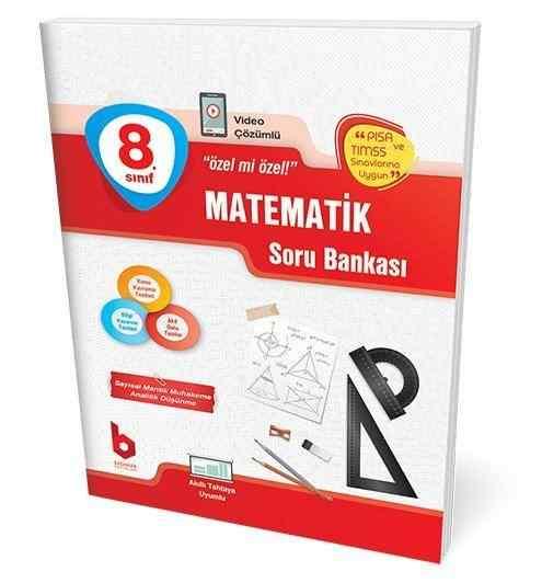 LGS Matematik Soru Bankası Basamak Yayınları