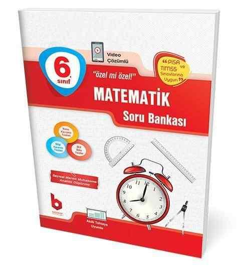 6. Sınıf Matematik Soru Bankası Basamak Yayınları