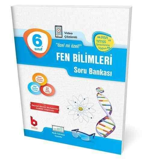 6. Sınıf Fen Bilimleri Soru Bankası Basamak Yayınları