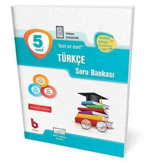 5. Sınıf Türkçe Soru Bankası Basamak Yayınları
