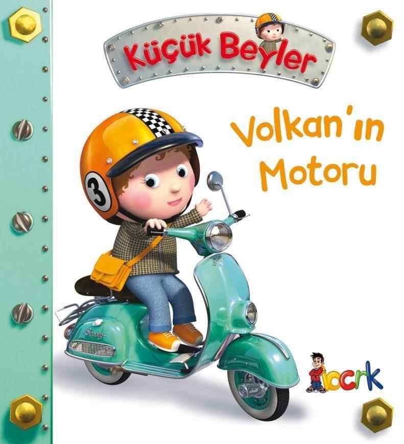 Küçük Beyler / Volkan'ın Motoru