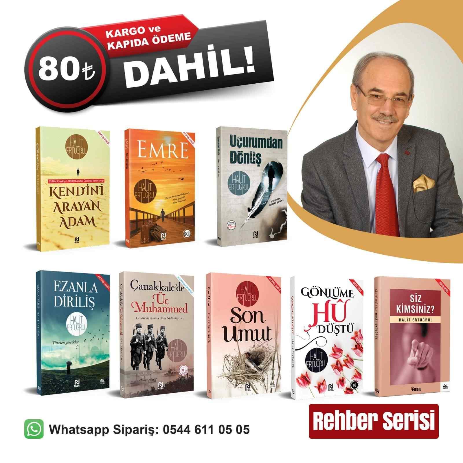 Halit Ertuğrul / Rehber Serisi