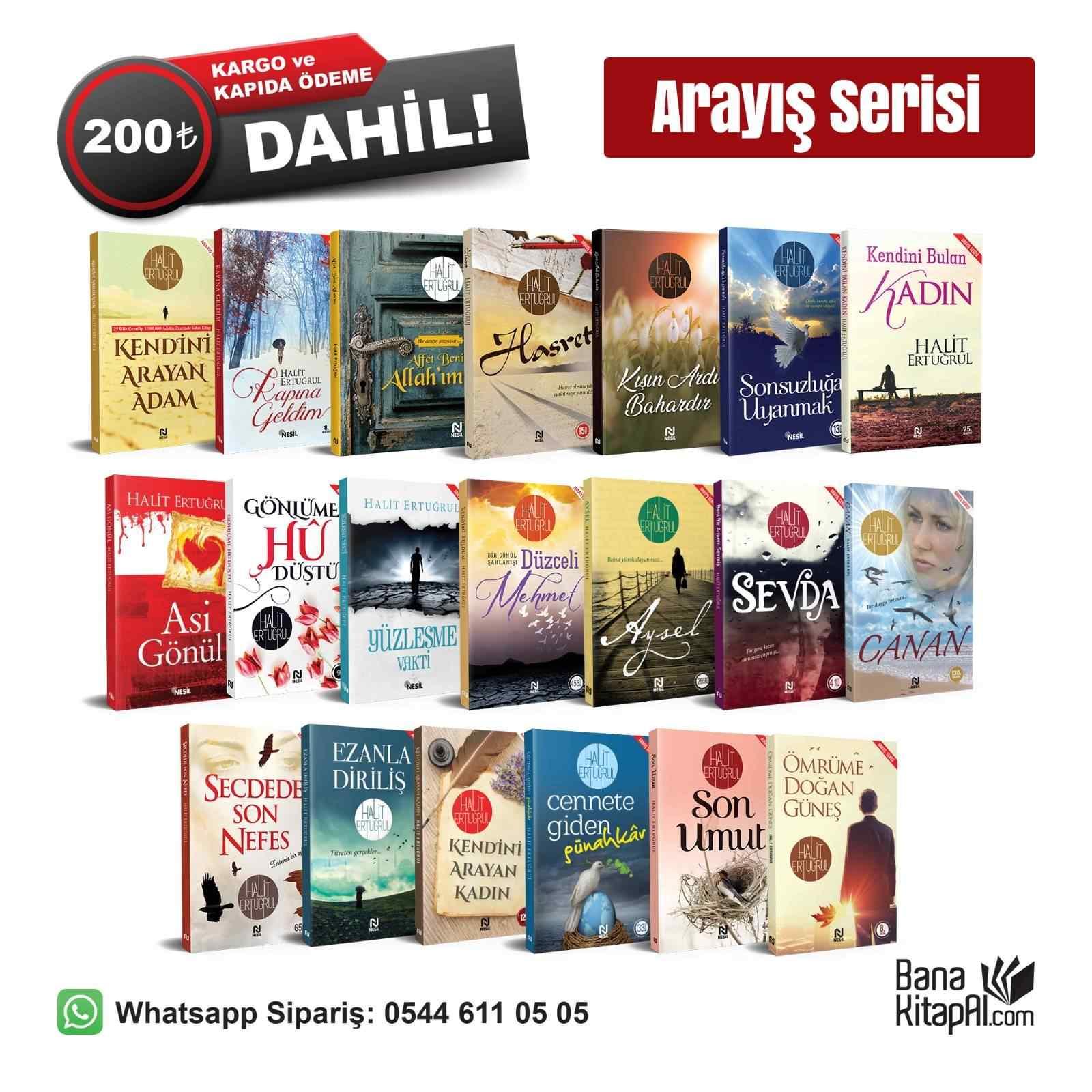 Halit Ertuğrul / Arayış Serisi