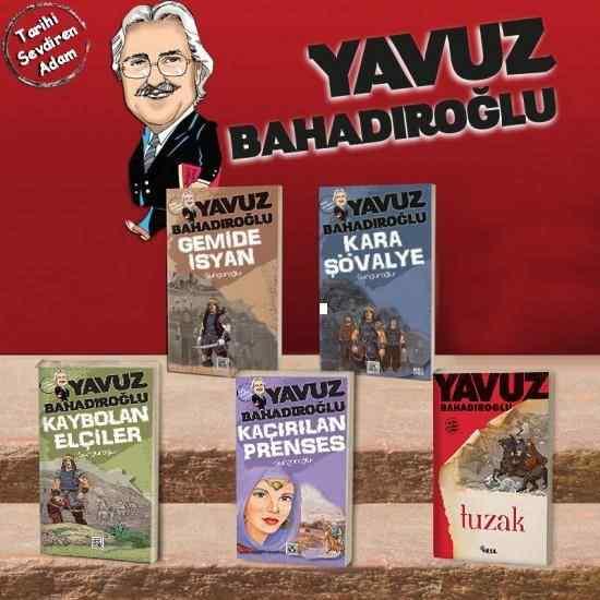 Gençler için Yavuz Bahadıroğlu seti - 5 kitap - Ortaokul ve lise düzeyi