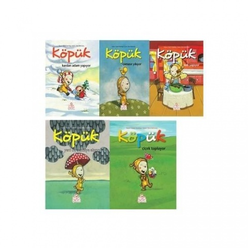 Köpük Serisi (5 Kitap Takım)